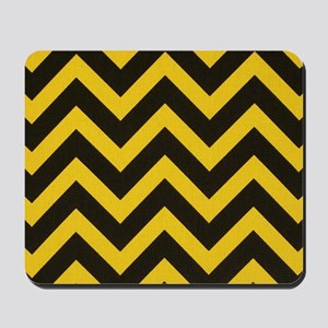 Steeler Chevron Mousepad